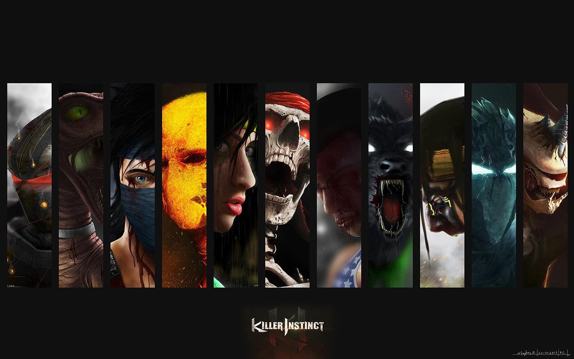 Killer Instinct, SNES, Video Games Wallpapers HD / Desktop and Mobile  Backgrounds