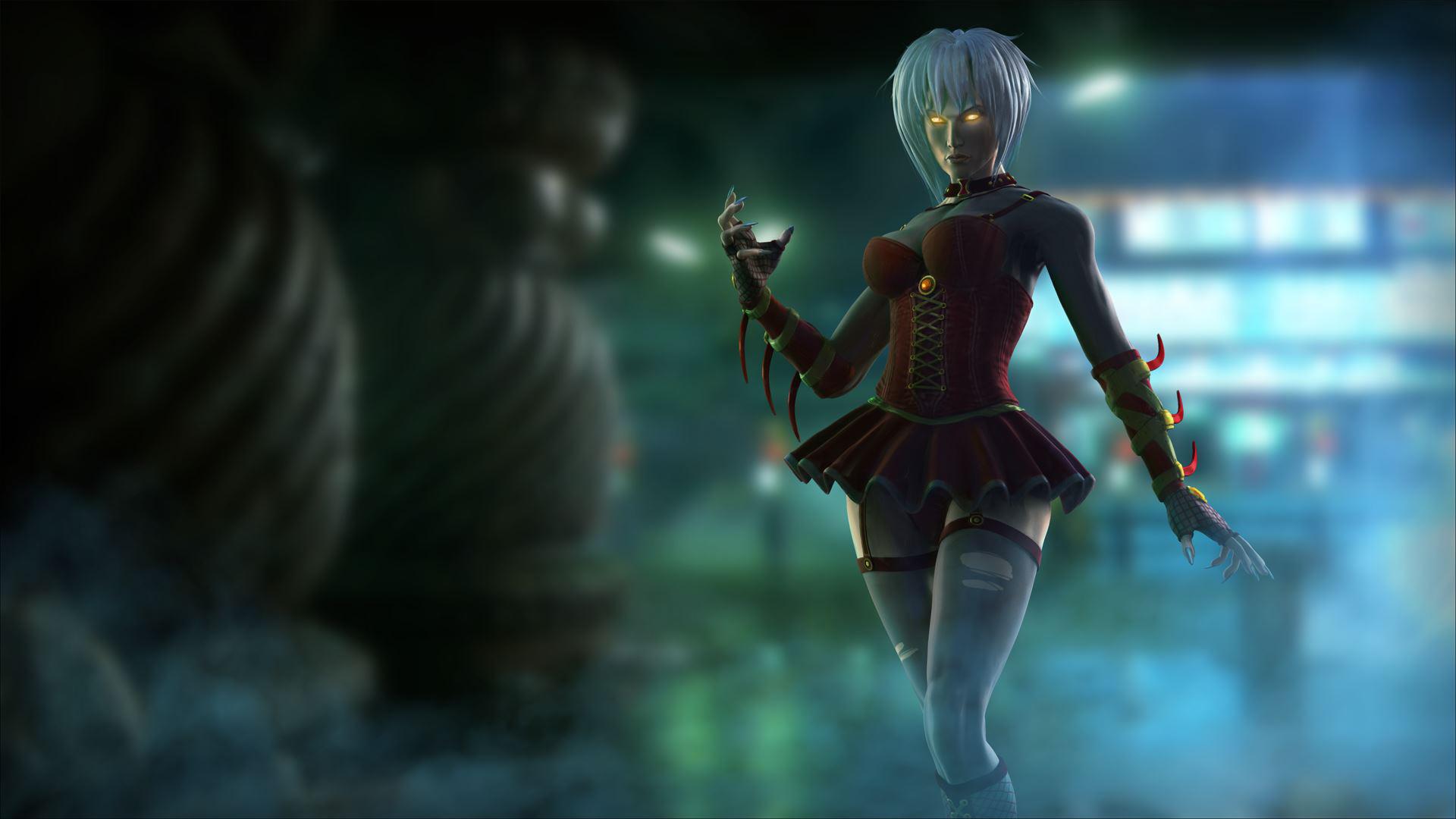 Sadira Killer Instinct by CheshireMalice on DeviantArt