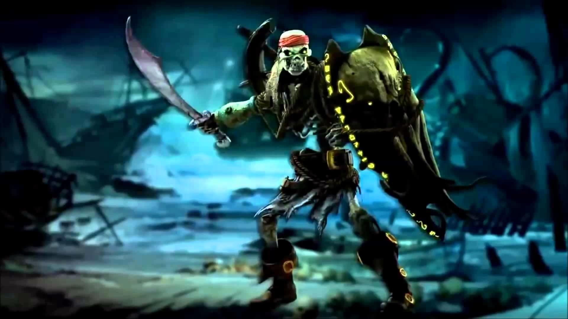 Killer Instinct XboxOne Spinal Theme (Full Version) Soundtrack – YouTube