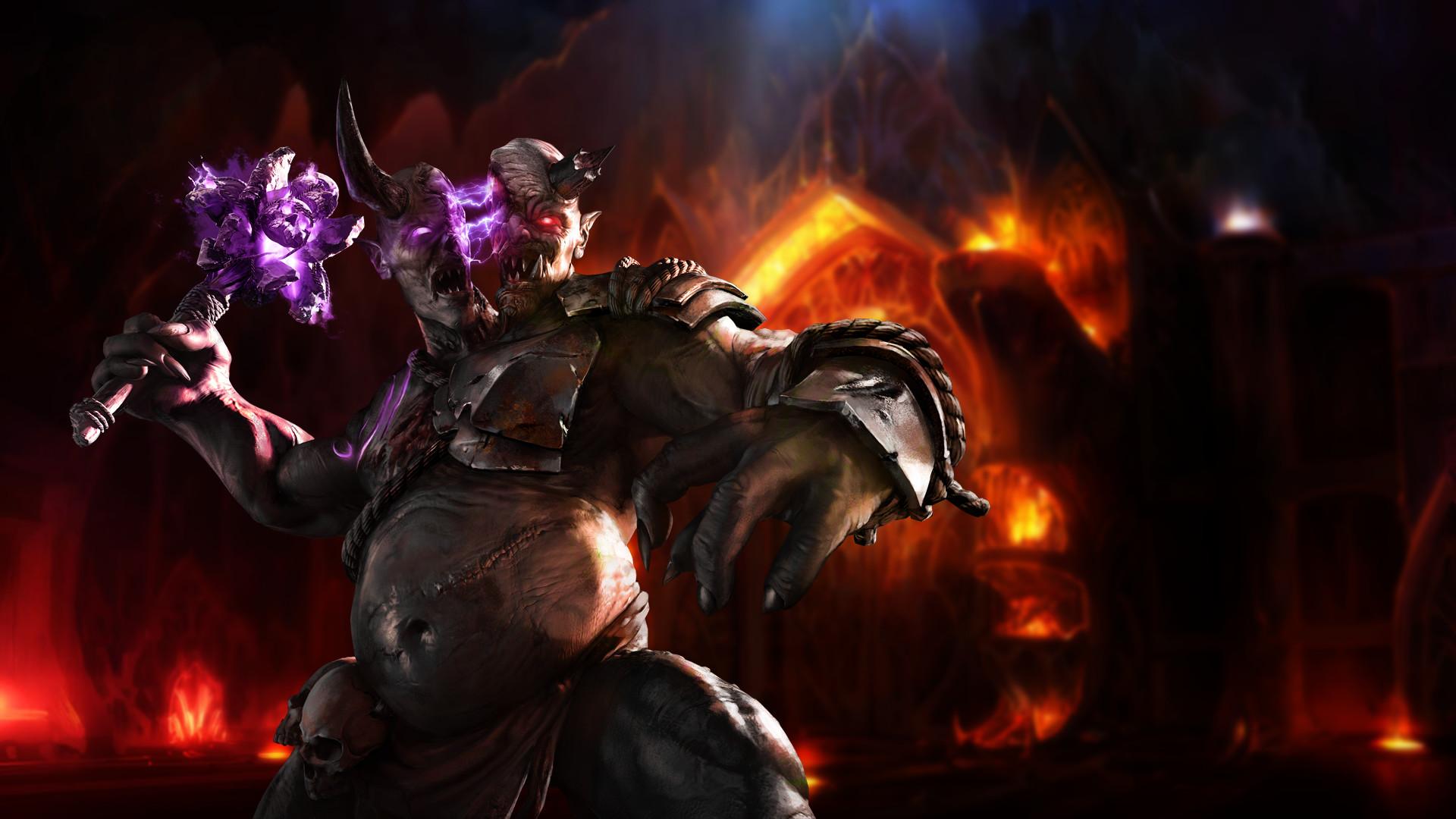 … Killer Instinct: Eyedol Wallpaper by Nekro-Lord