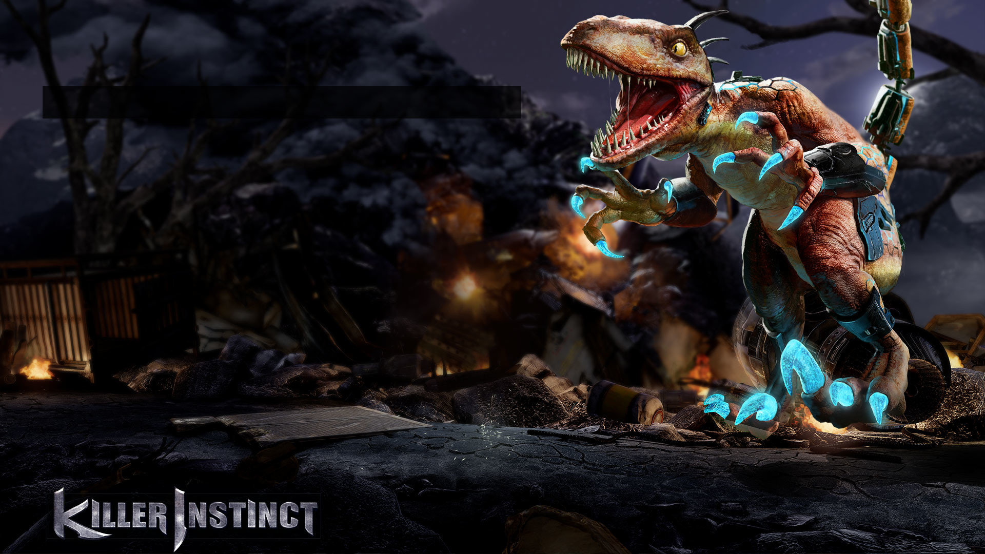 Category:Killer Instinct characters | One Minute Melee Fanon Wiki | FANDOM  powered by Wikia