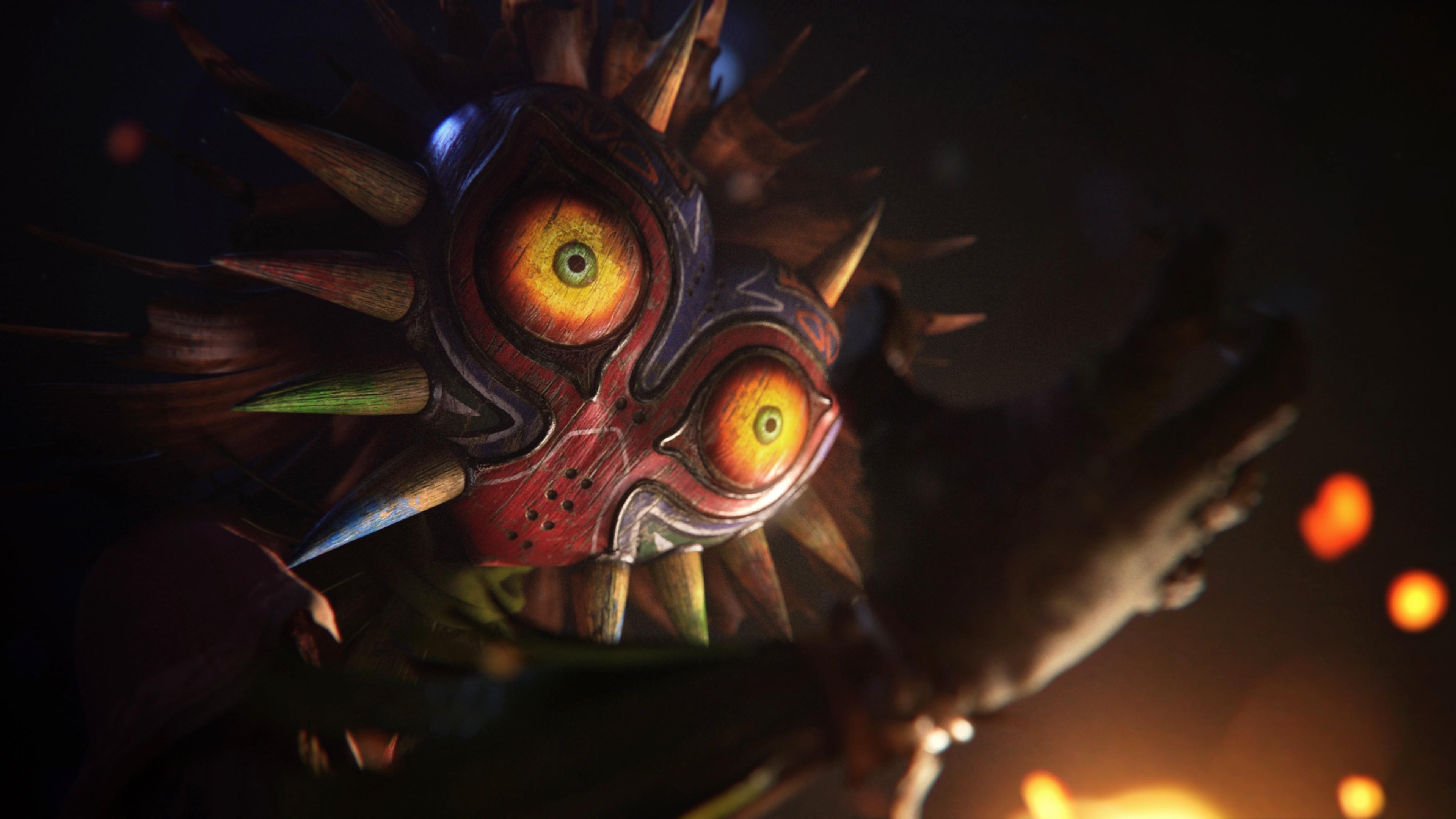 "The Legend of Zelda: Majora's Mask Animated Short, ""Terrible Fate"" – IGN  Video"