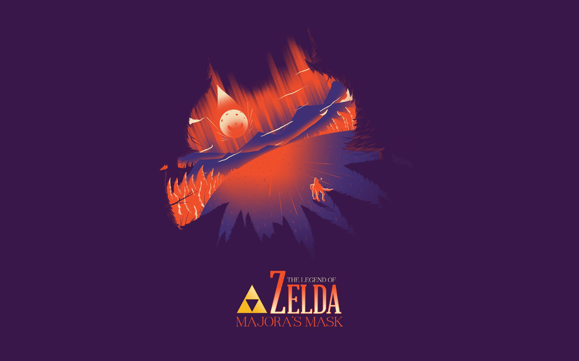 … The Legend of Zelda – Majora's Mask