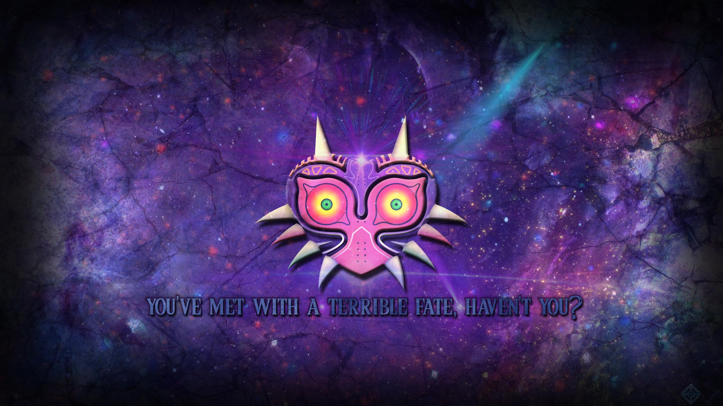 … Majora's Mask Wallpaper ALT 2 by JamesG2498