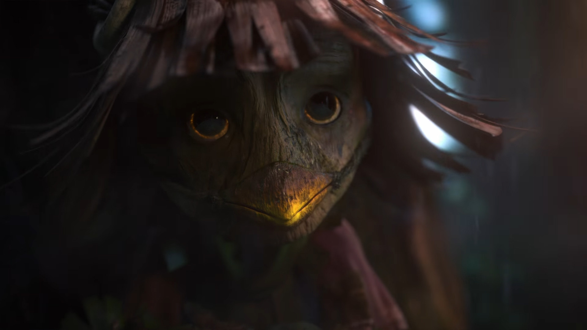Majora's Mask Model: Cordell Felix Mask Seller Model: Carlos Ortega and  Pedro Conti Rigging: Chris Lesage Animation: Jakob Christensen