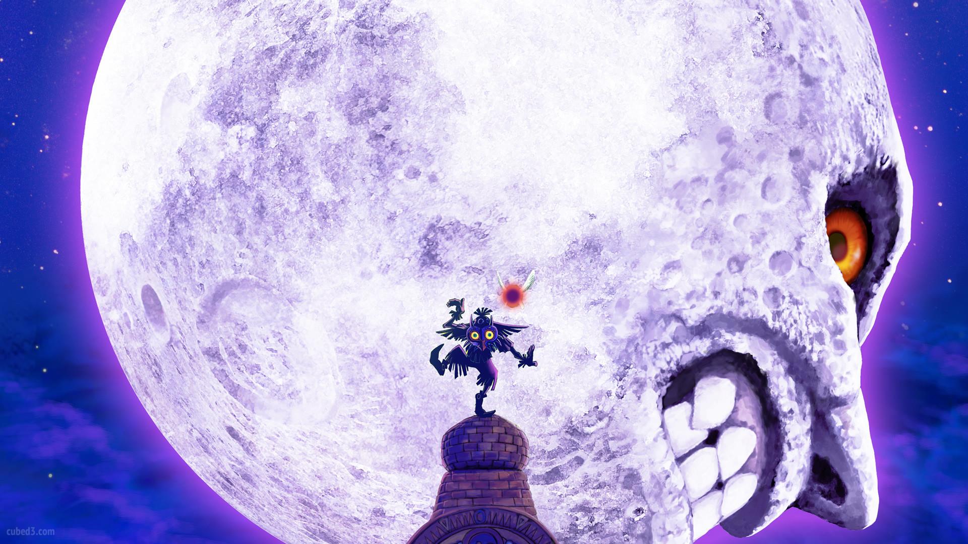 Legend of Zelda – Majora's Mask – 3DS – VGProfessional Review (1)