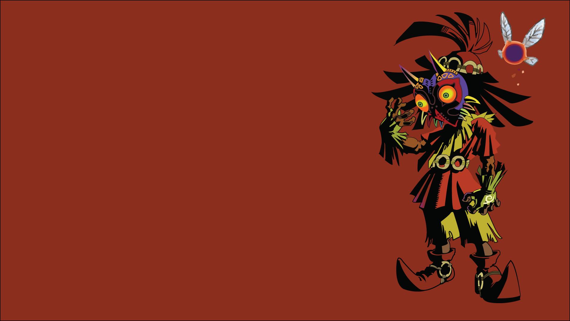 Zelda Majora's Mask video games wallpaper | | 40373 |  WallpaperUP