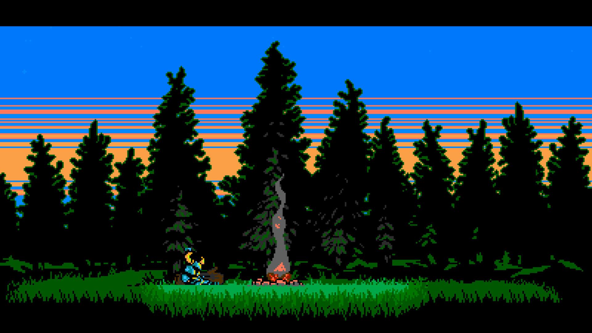 Knight, Video Games, Pixel Art, Retro Games, 8 bit, 16 bit Wallpapers #4815