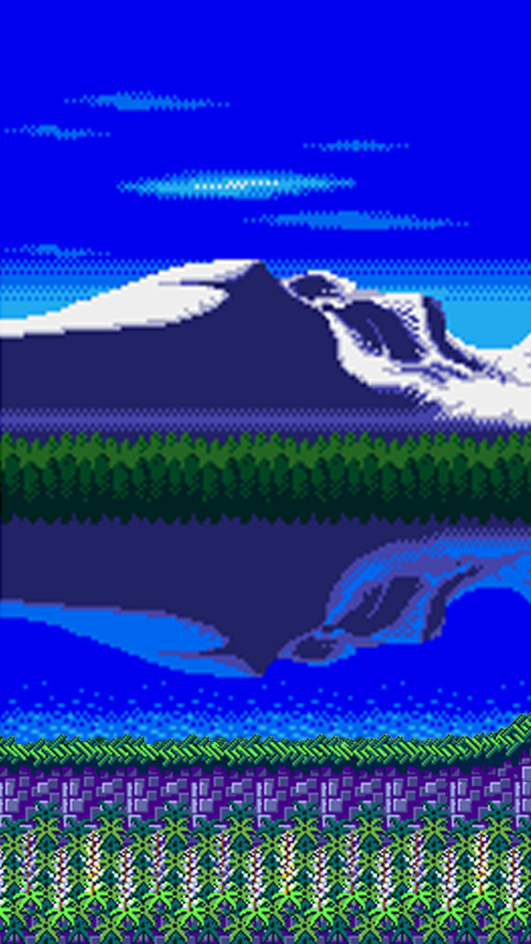 Azure Lake (1080 x 1920)