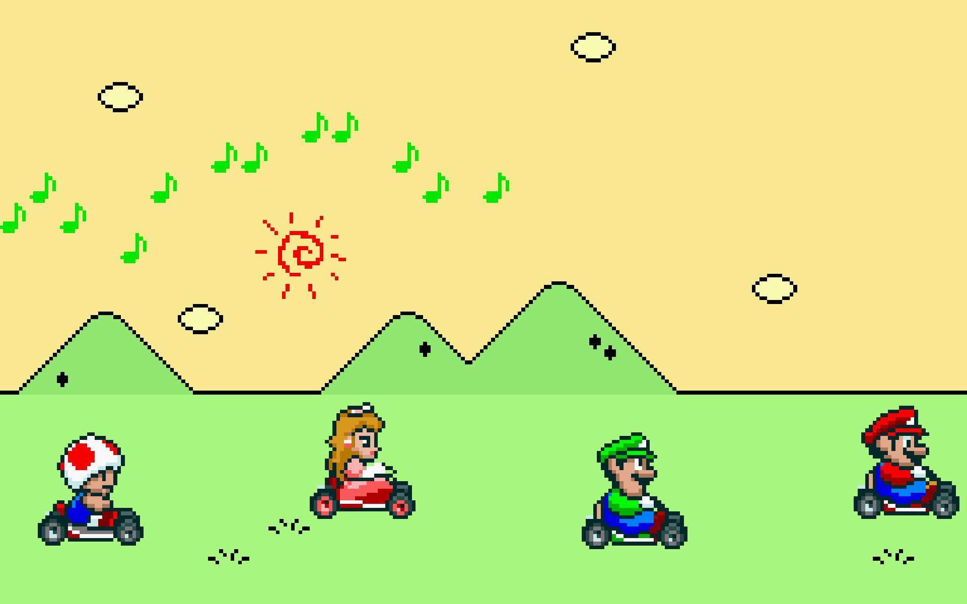 Mario Kart Wallpapers – Wallpaper Cave