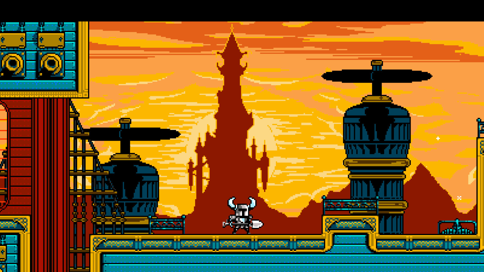 Shovel Knight, Video Games, Pixel Art, Retro Games, 8 bit, 16 bit Wallpapers  HD / Desktop and Mobile Backgrounds