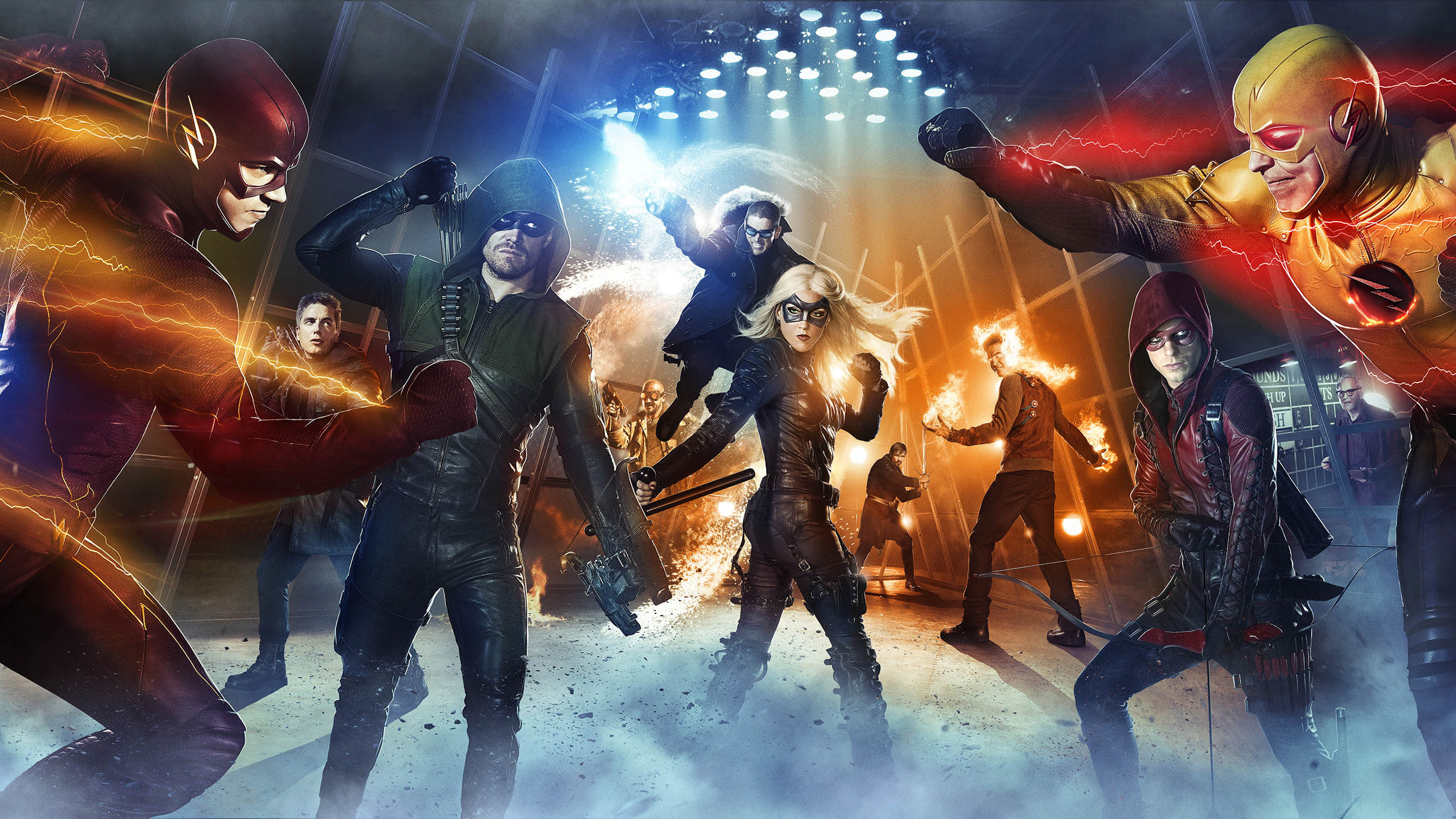 Arrow & The Flash Wallpapers | HD Wallpapers
