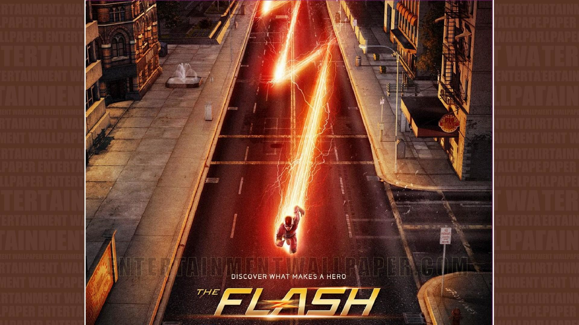 <b>The Flash</b> CW <b>Wallpaper</