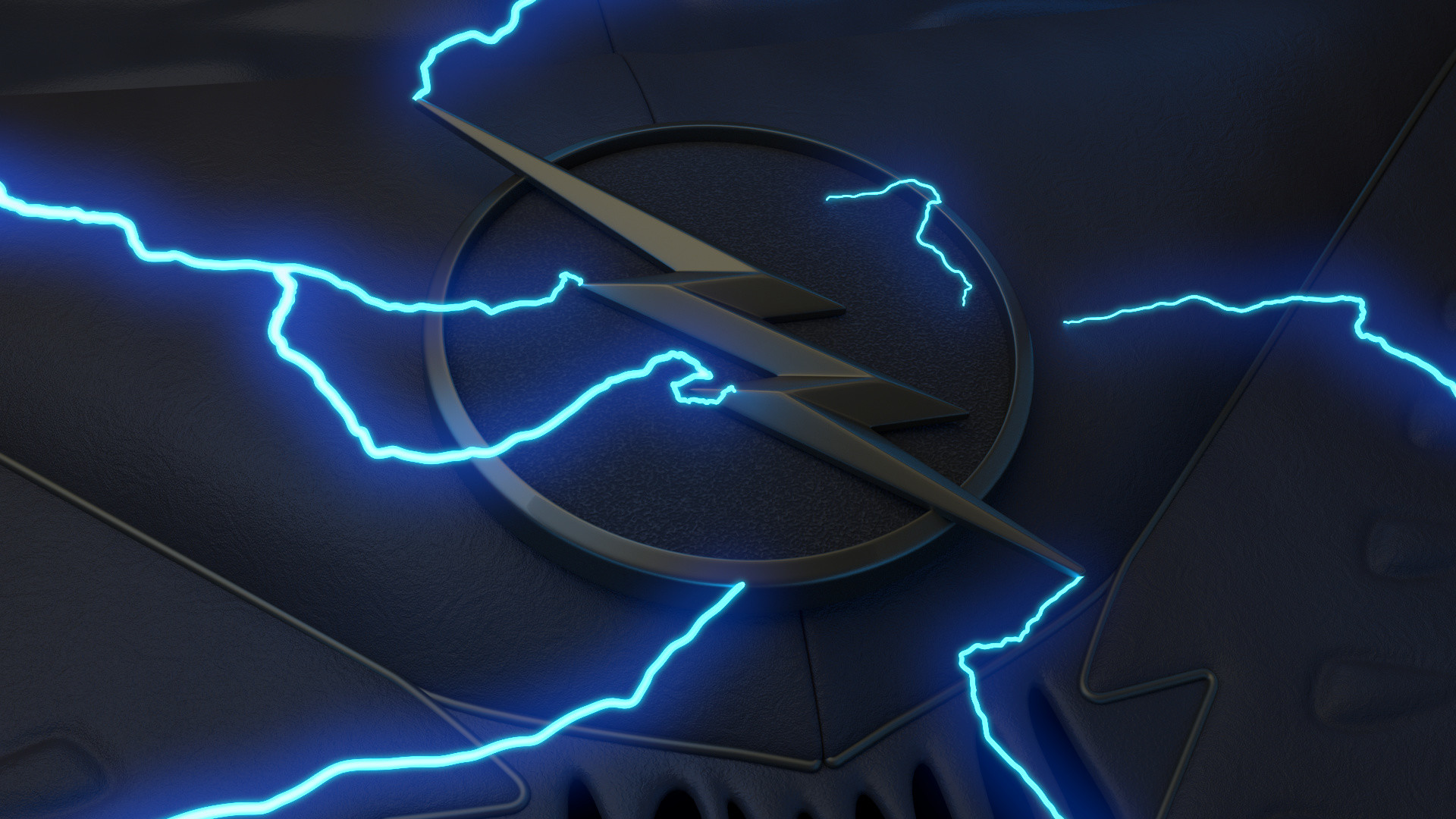 Electrified 3D Zoom wallpaper [1080p] (more sizes and another style in  comments) …