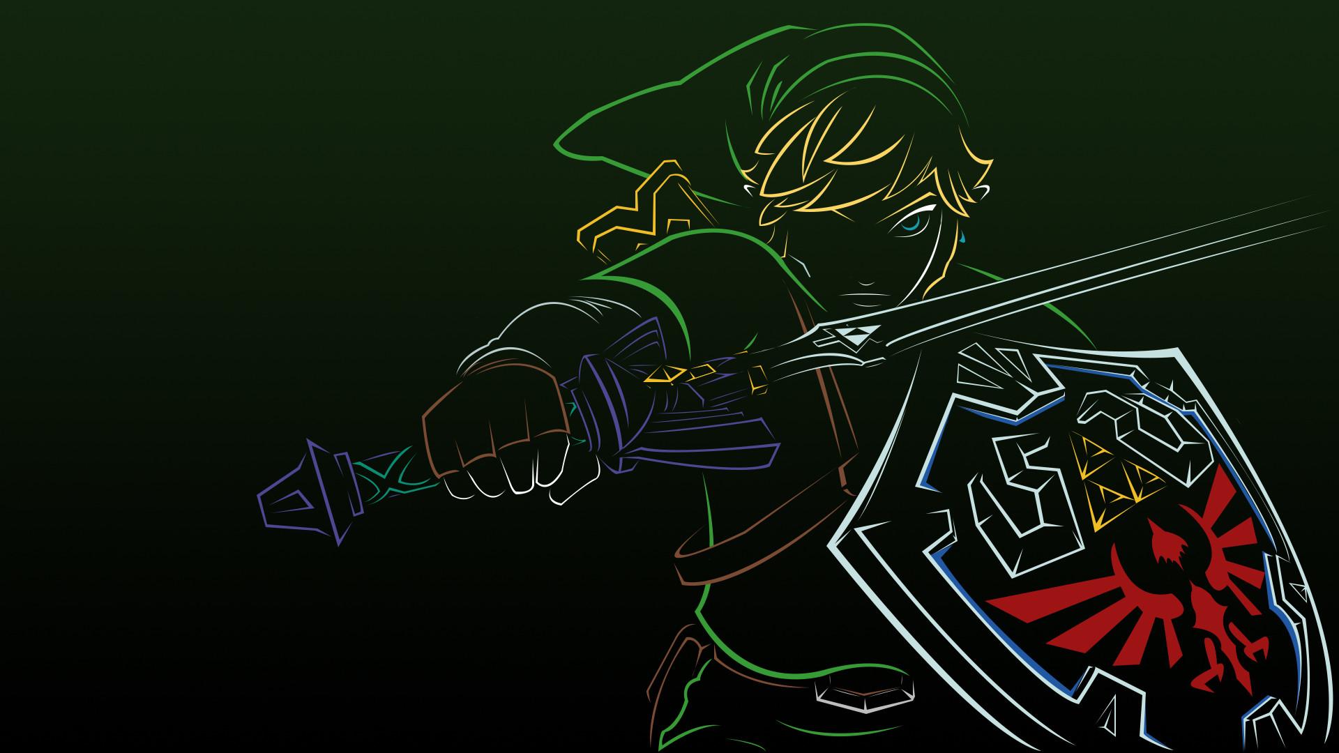 Video Game – The Legend Of Zelda: Skyward Sword Link Wallpaper