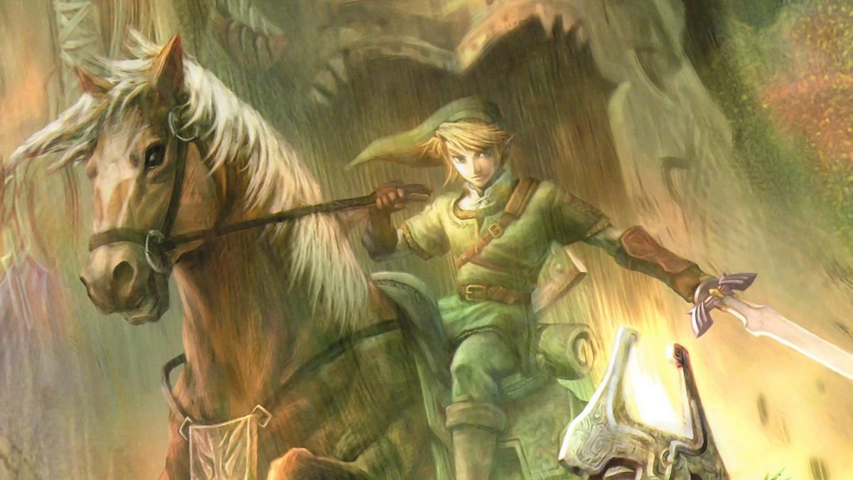 The Legend Of Zelda Ocarina Of Time Images For Desktop Background