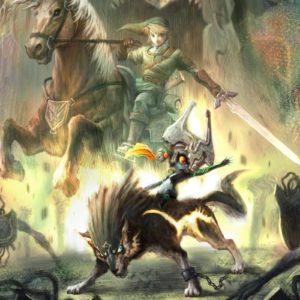 Zelda Desktop Background