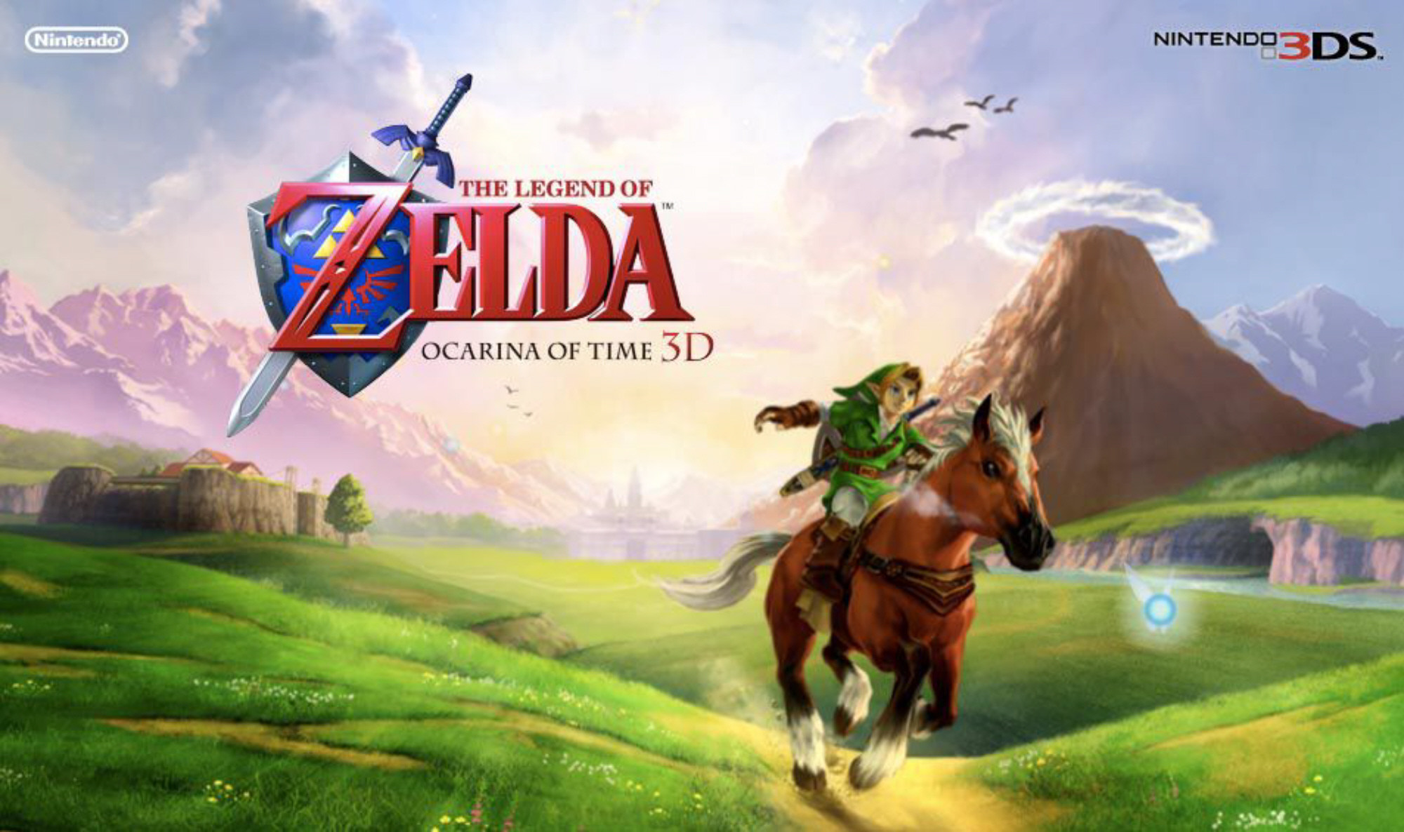 … Ocarina of time 3d wallpaper Group