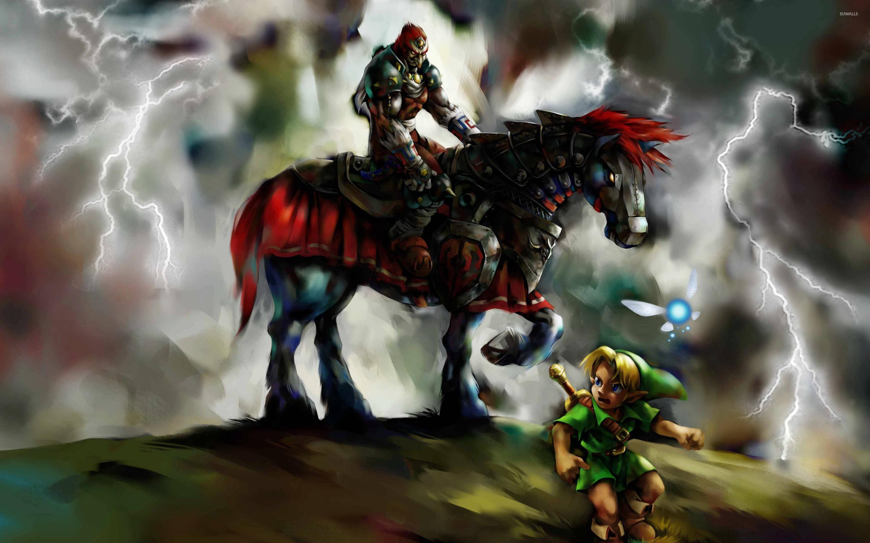Legend Of Zelda Ocarina Of Time Wallpaper Desktop Background