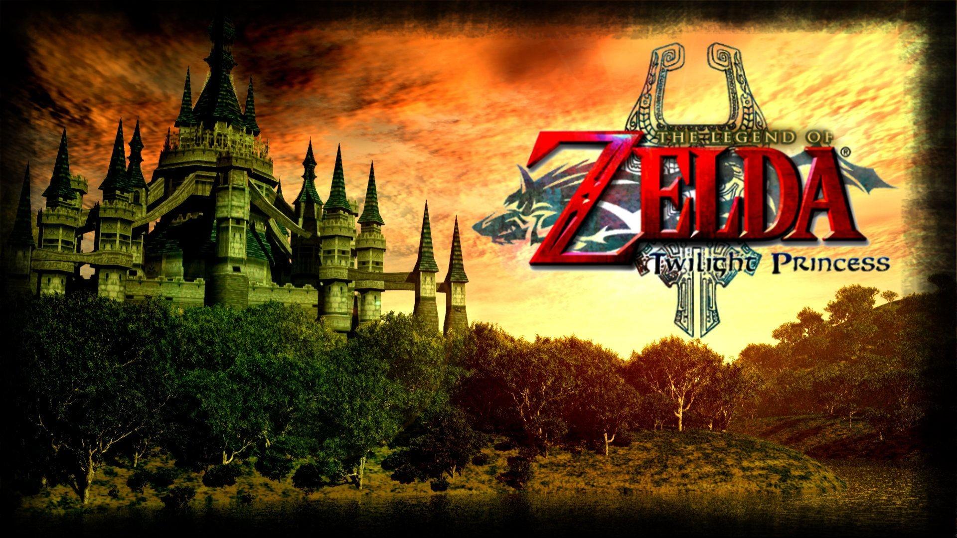 The Legend Of Zelda Twilight Princess Desktop Backgrounds .