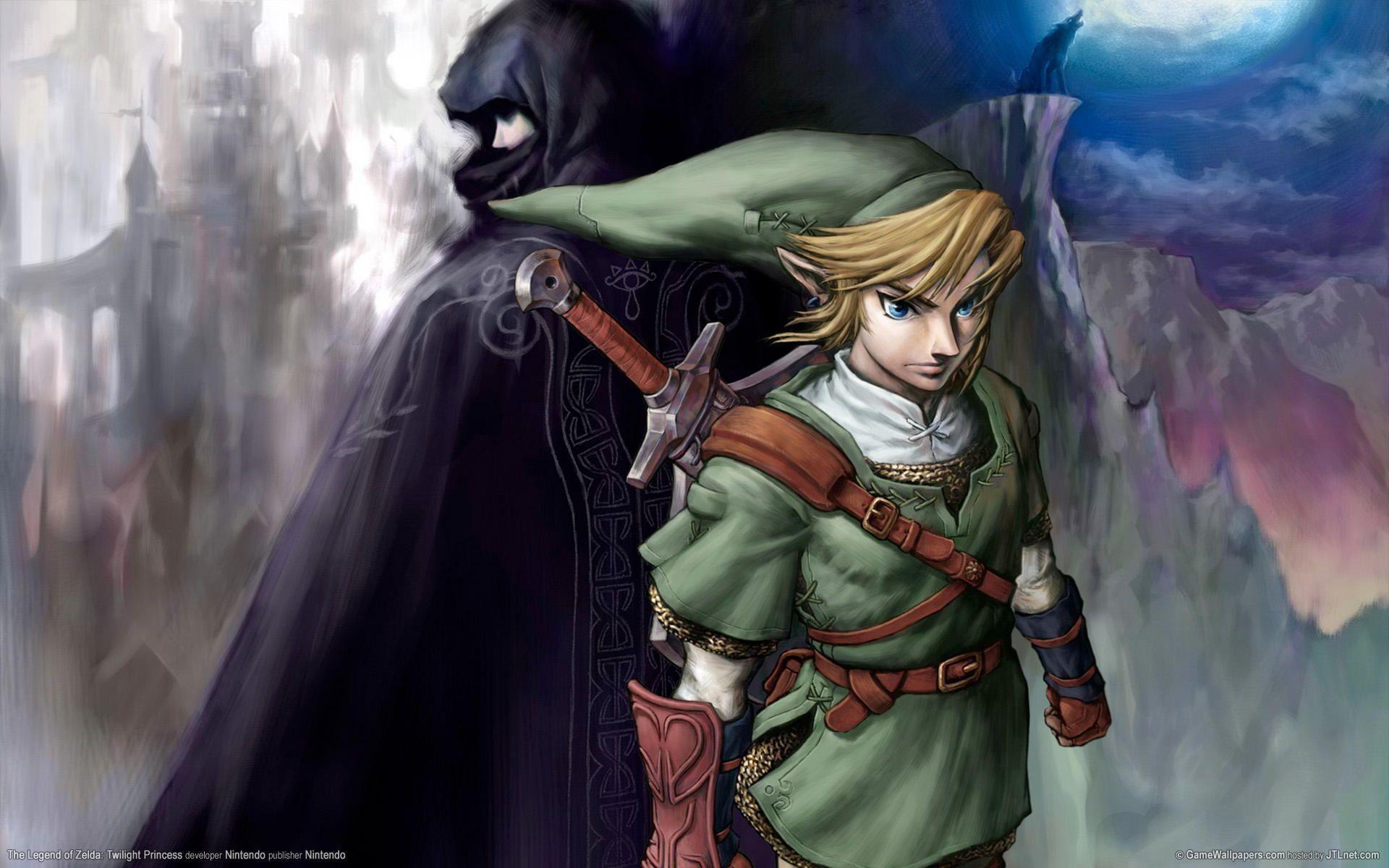 The Legend Of Zelda Twilight Princess Wallpaper HQ Photos #15602 .