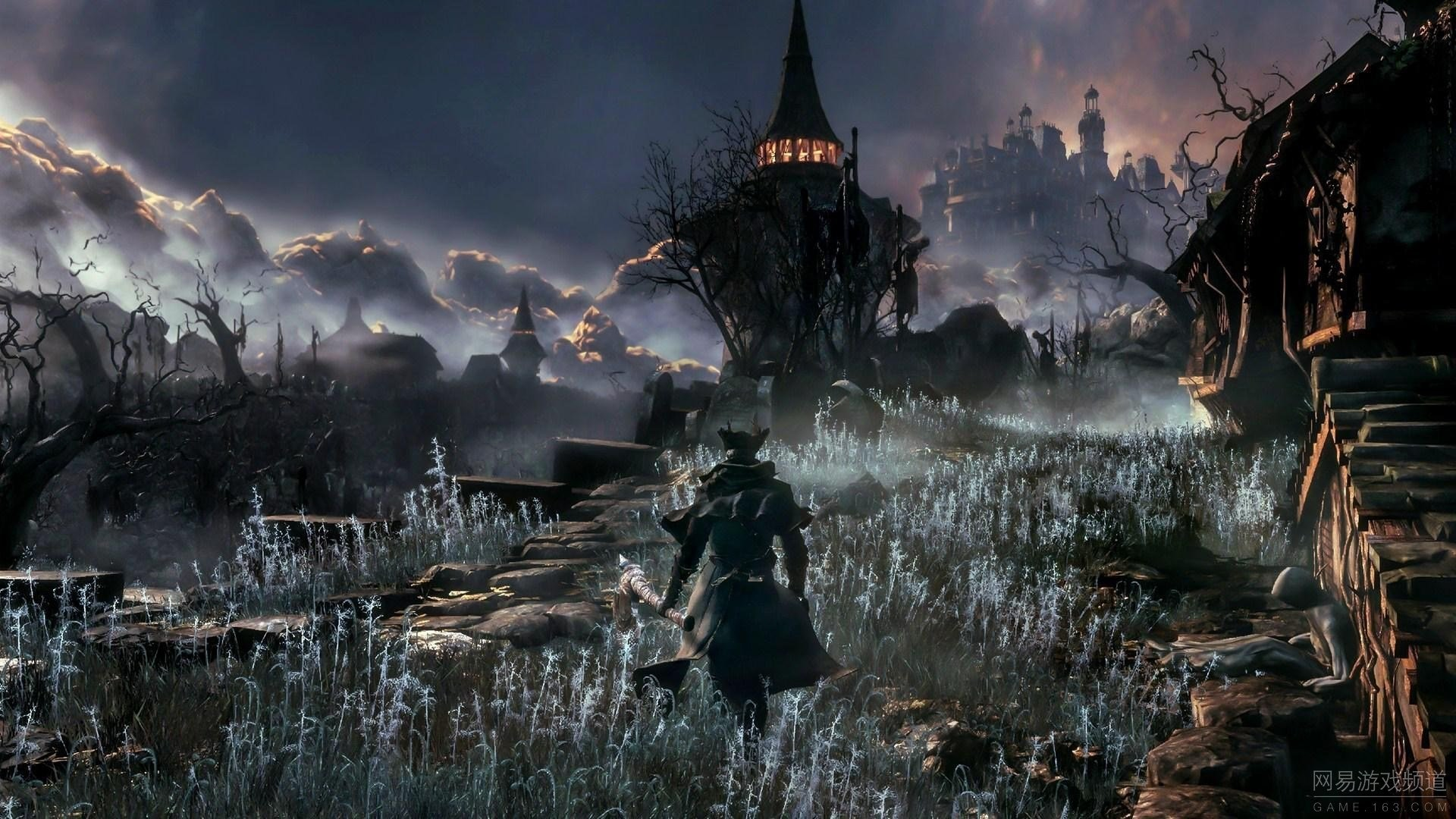 Dark Souls 3 Full HD Wallpaper 1920×1080