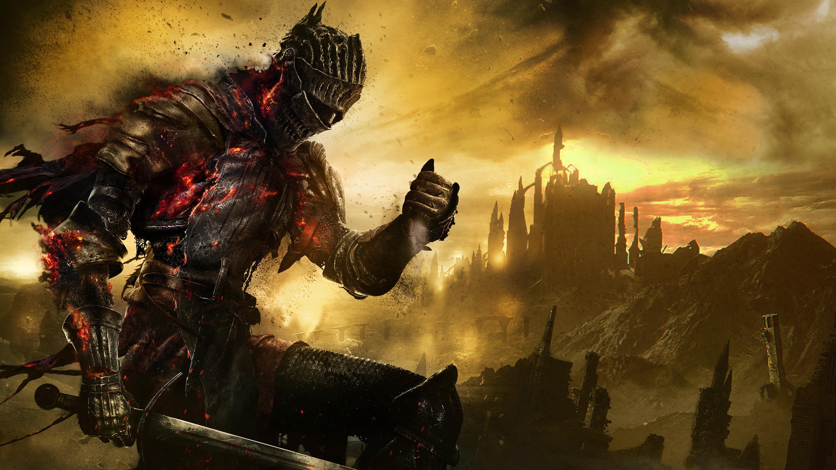 Dark Souls III Game Wallpaper