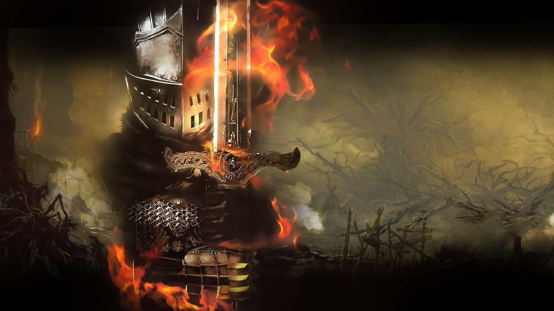 Dark Souls 3 Phone Wallpaper – Imgur