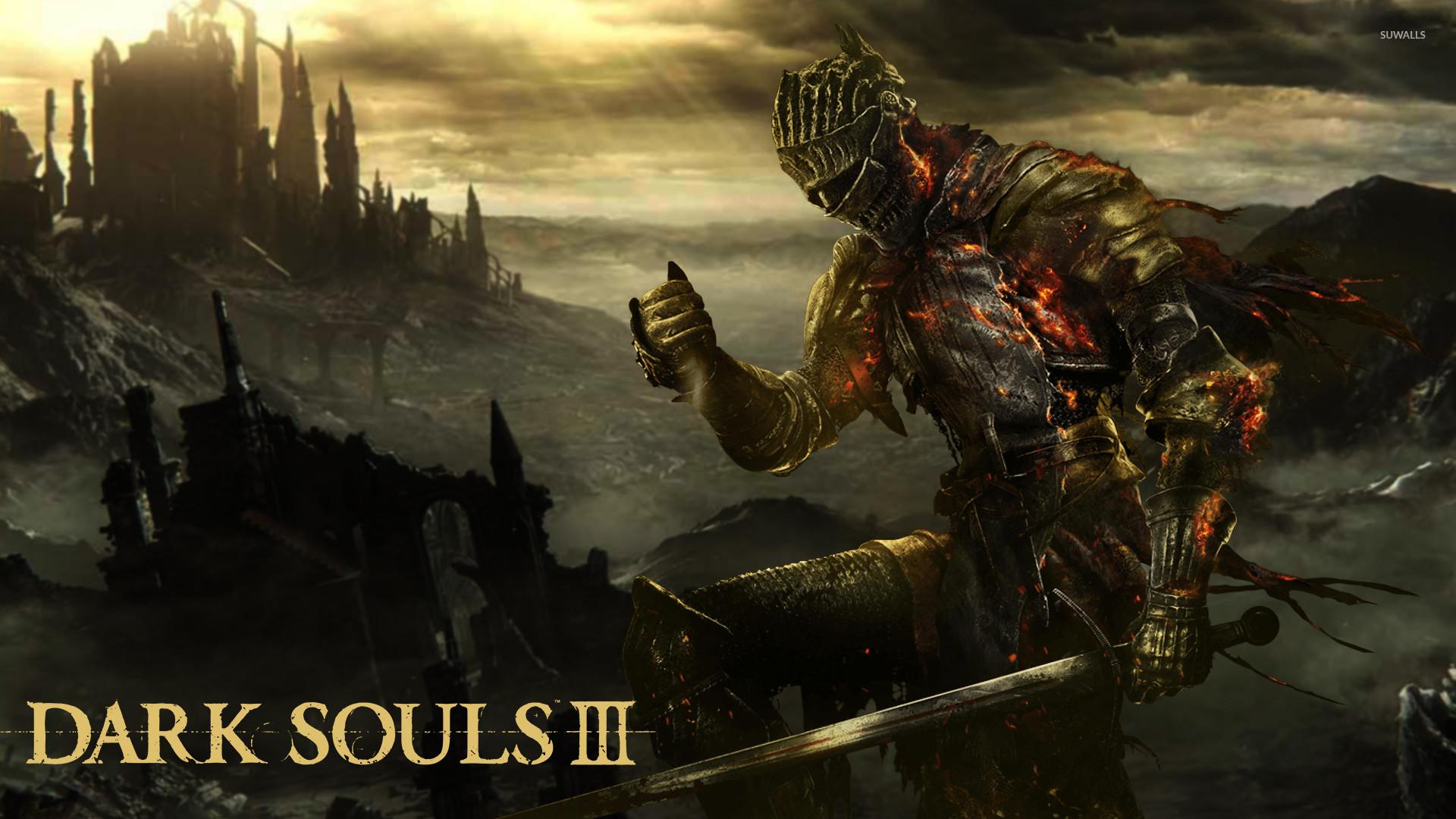 Dark Souls 3 – Storm Ruler Computer Wallpapers, Desktop .
