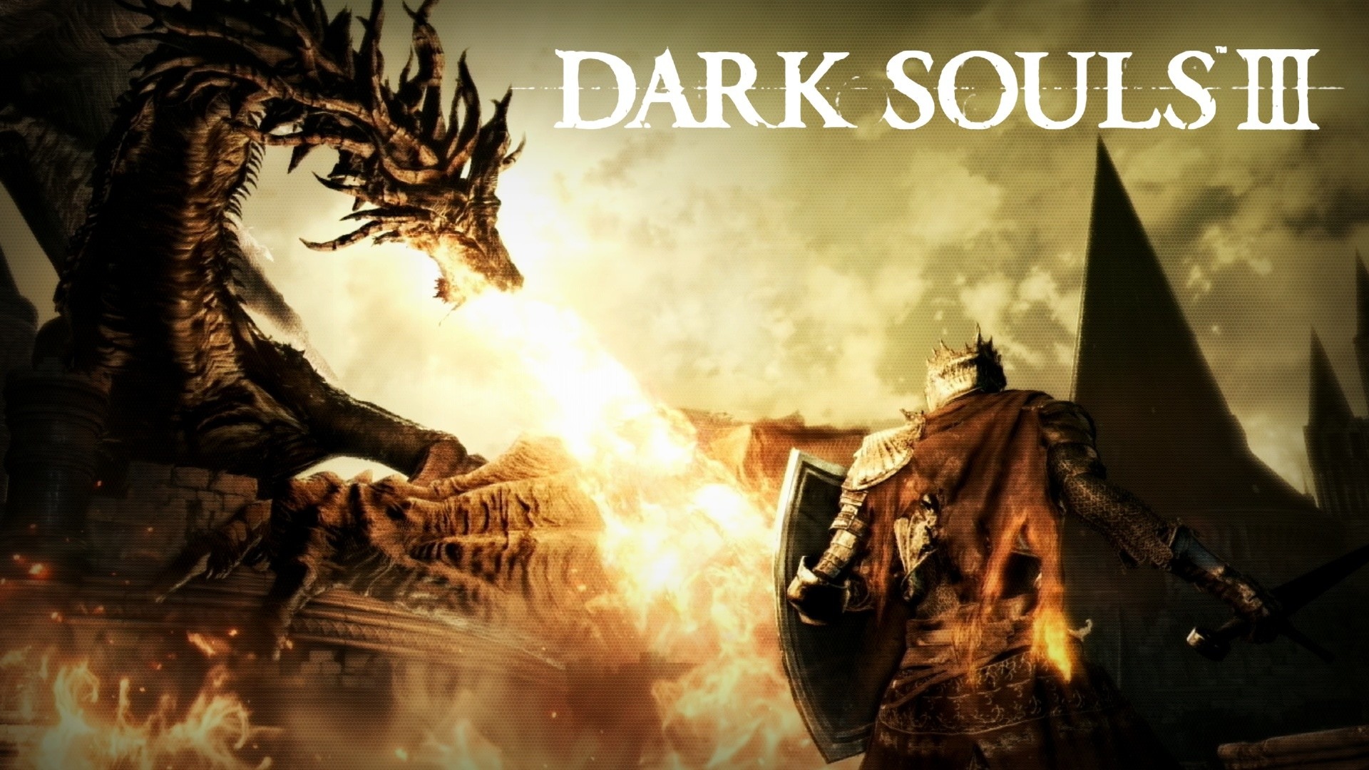 29, 2015 By Stephen Comments Off on Dark Souls 3 HD Wallpaper .