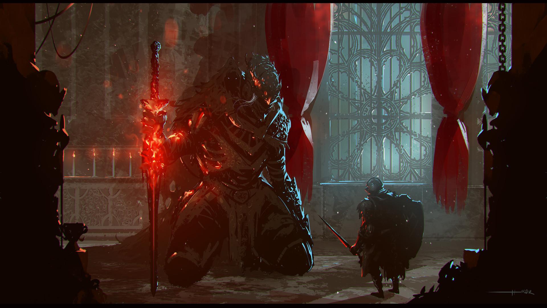Dark Souls III Full HD Wallpaper