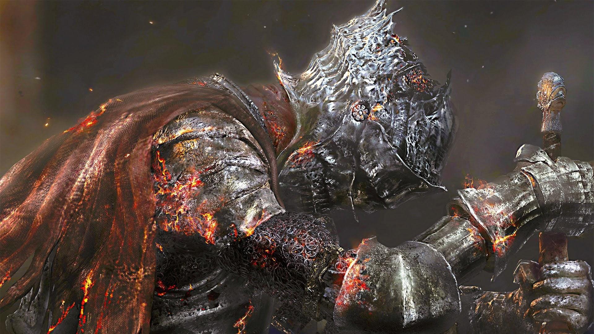 Best Dark Souls 3 warrior wallpapers backgrounds