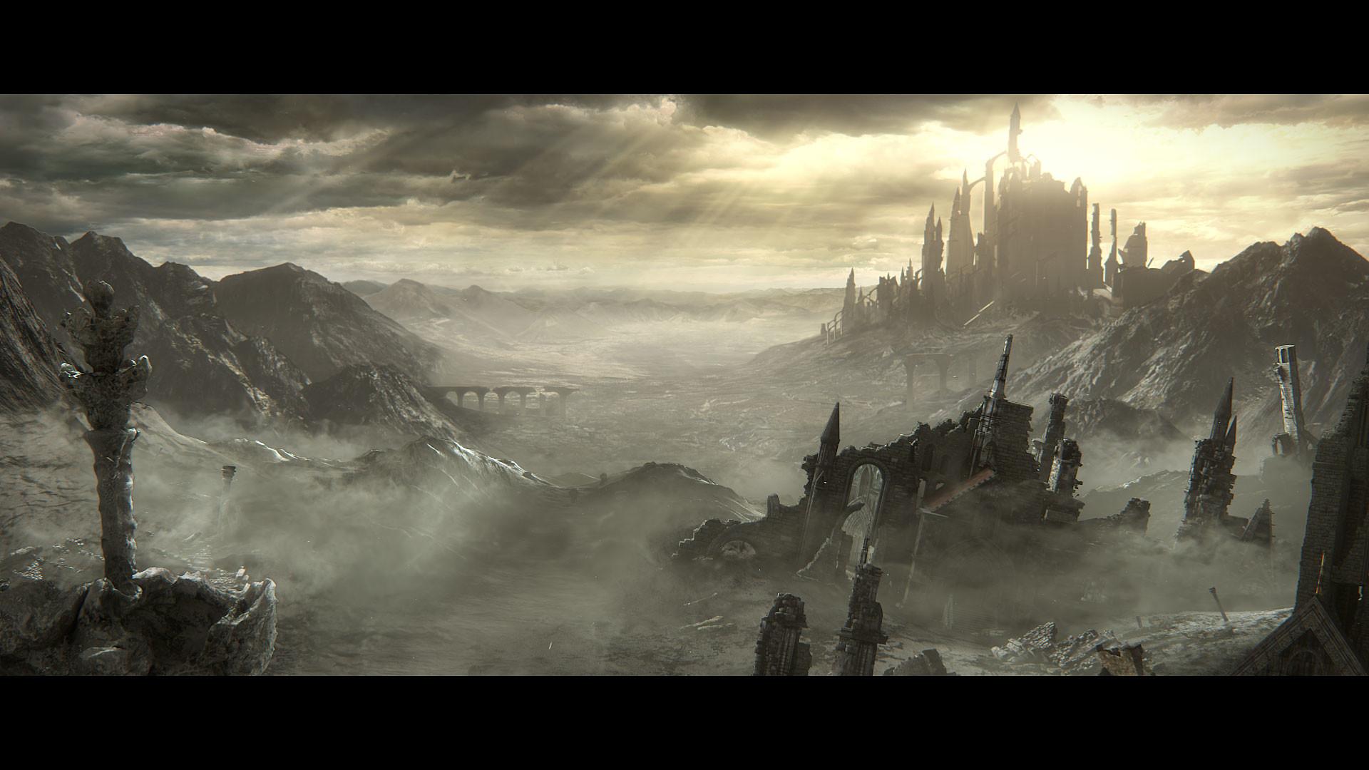 A-Dark Souls III – PS4