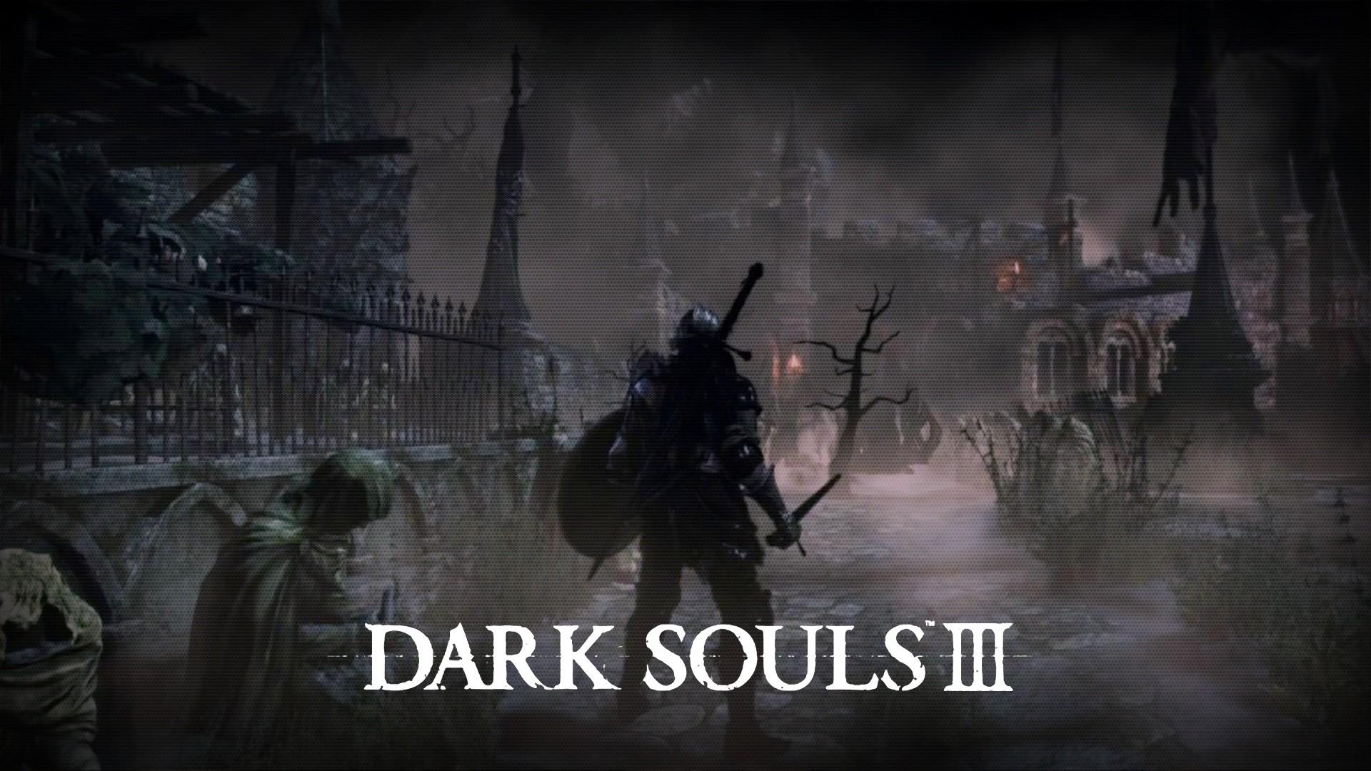 … Dark Souls III Wallpaper 2 by DrAlucard