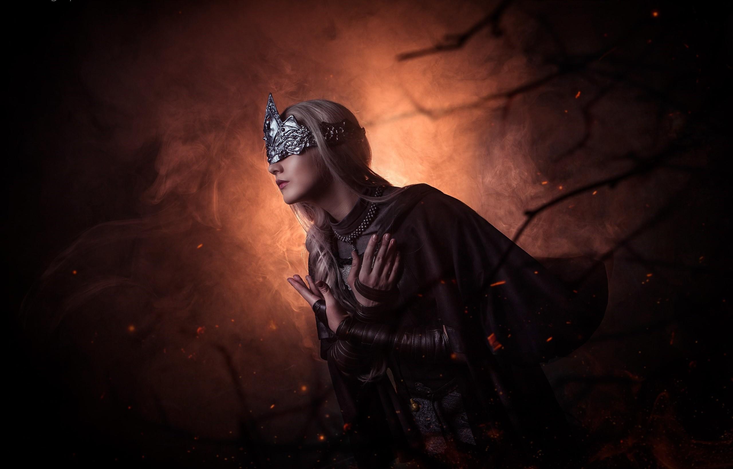 Dark Souls III Fire Keeper · HD Wallpaper | Background ID:712570