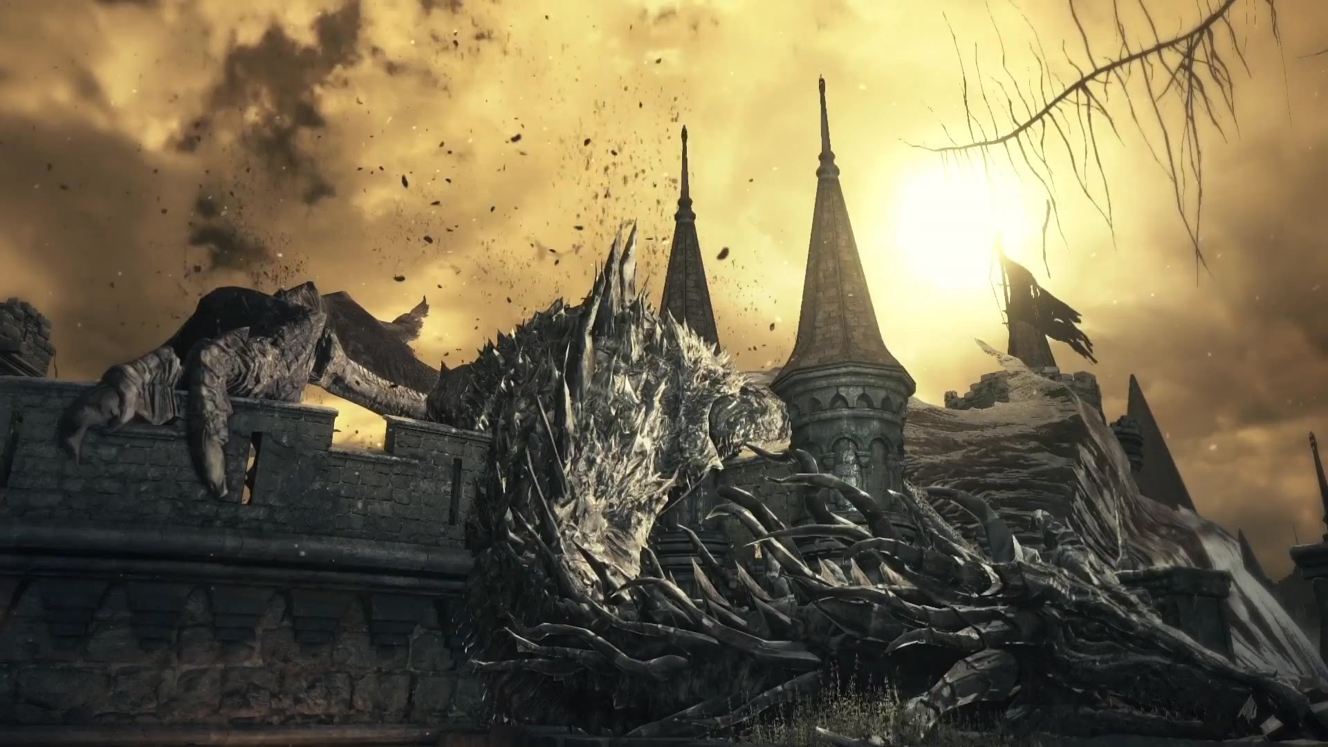 Dark Souls 3 Gameplay Trailer – Dark Souls 3 Trailer Gamescom 2015 – YouTube