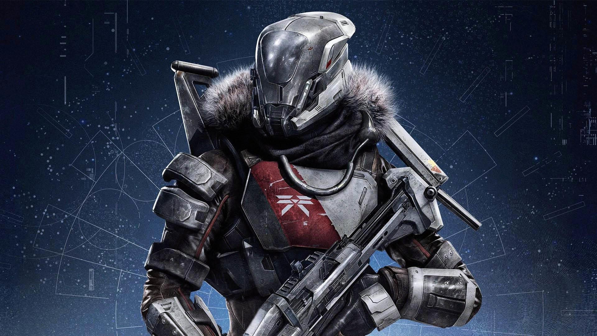 Destiny Titan Artwork wallpaper