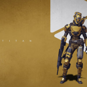 Destiny Titan Wallpaper HD