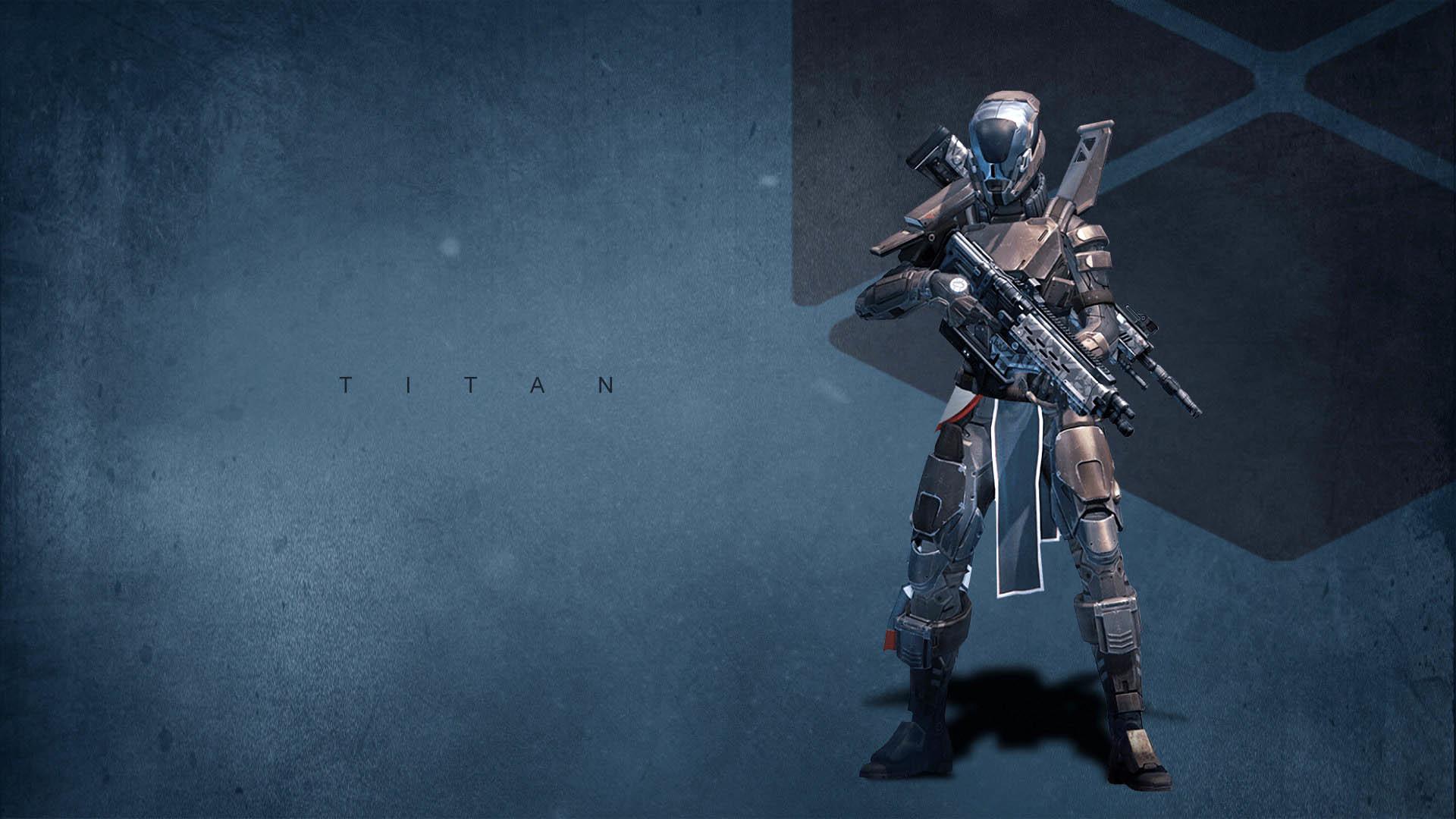 Destiny – Titan Guardian wallpaper