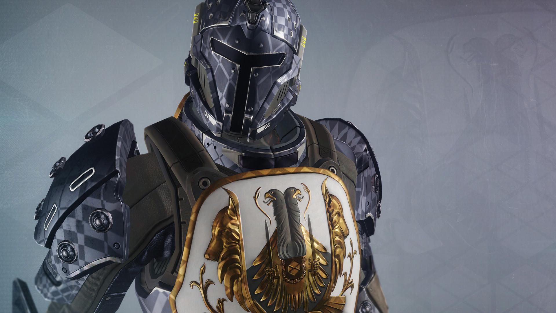 Legendary Titan Destiny game