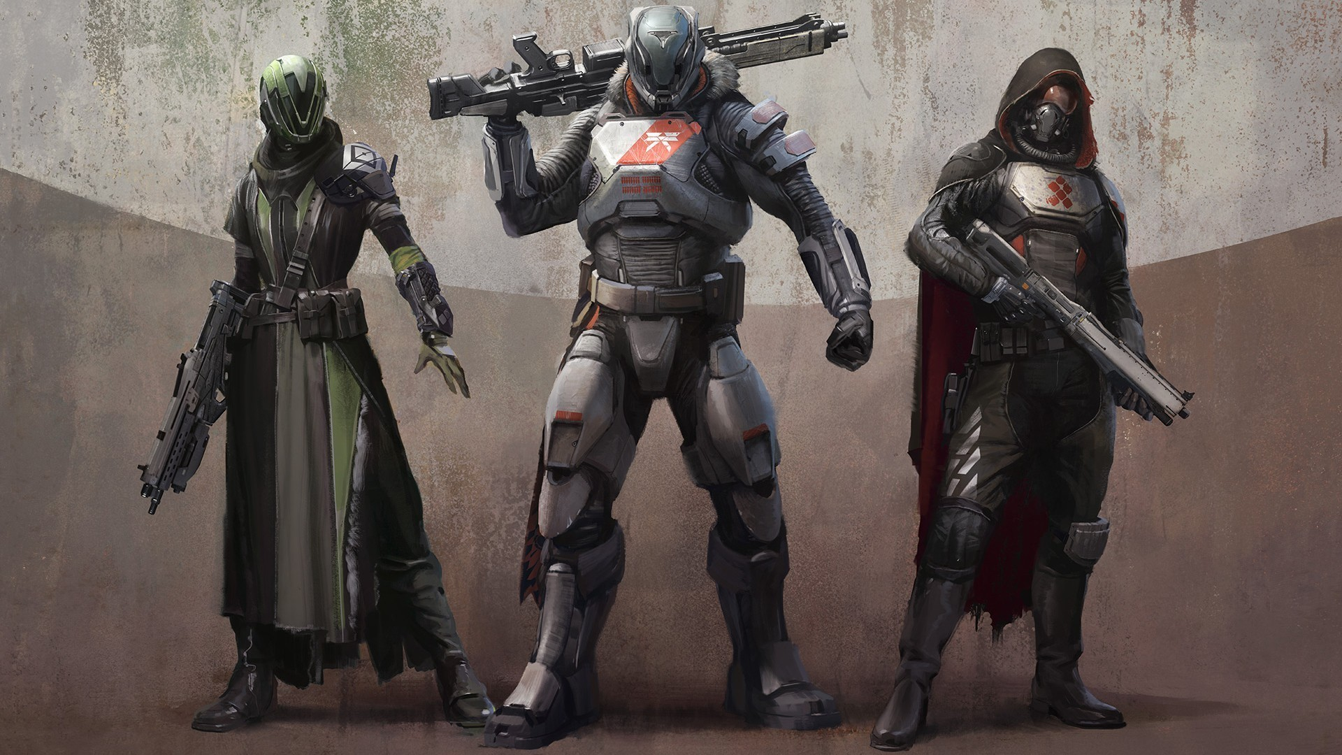 <b>Destiny</b> Rise of Iron mobile <b>wallpaper