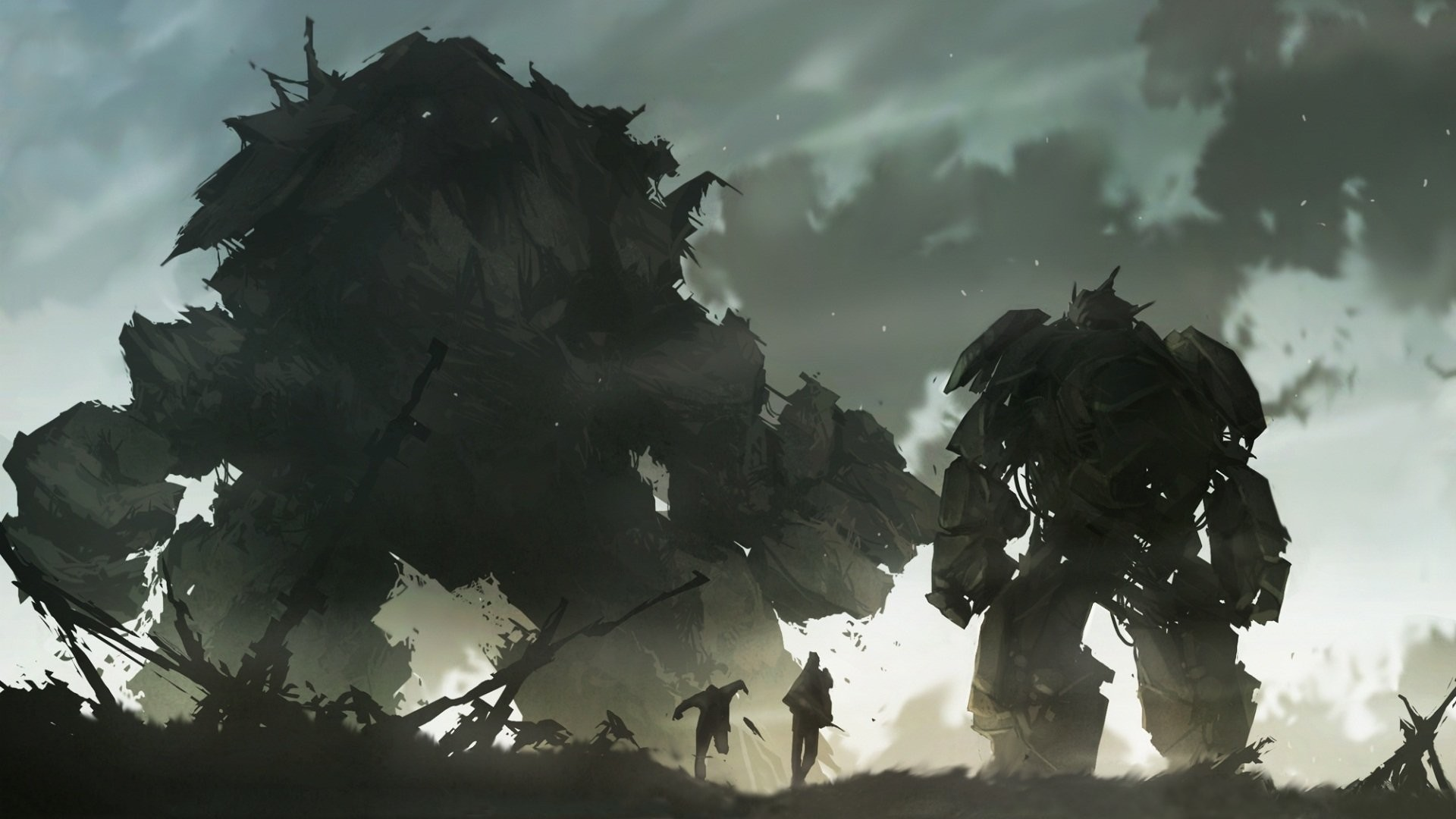 … shadow of the colossus full hd wallpaper and background …