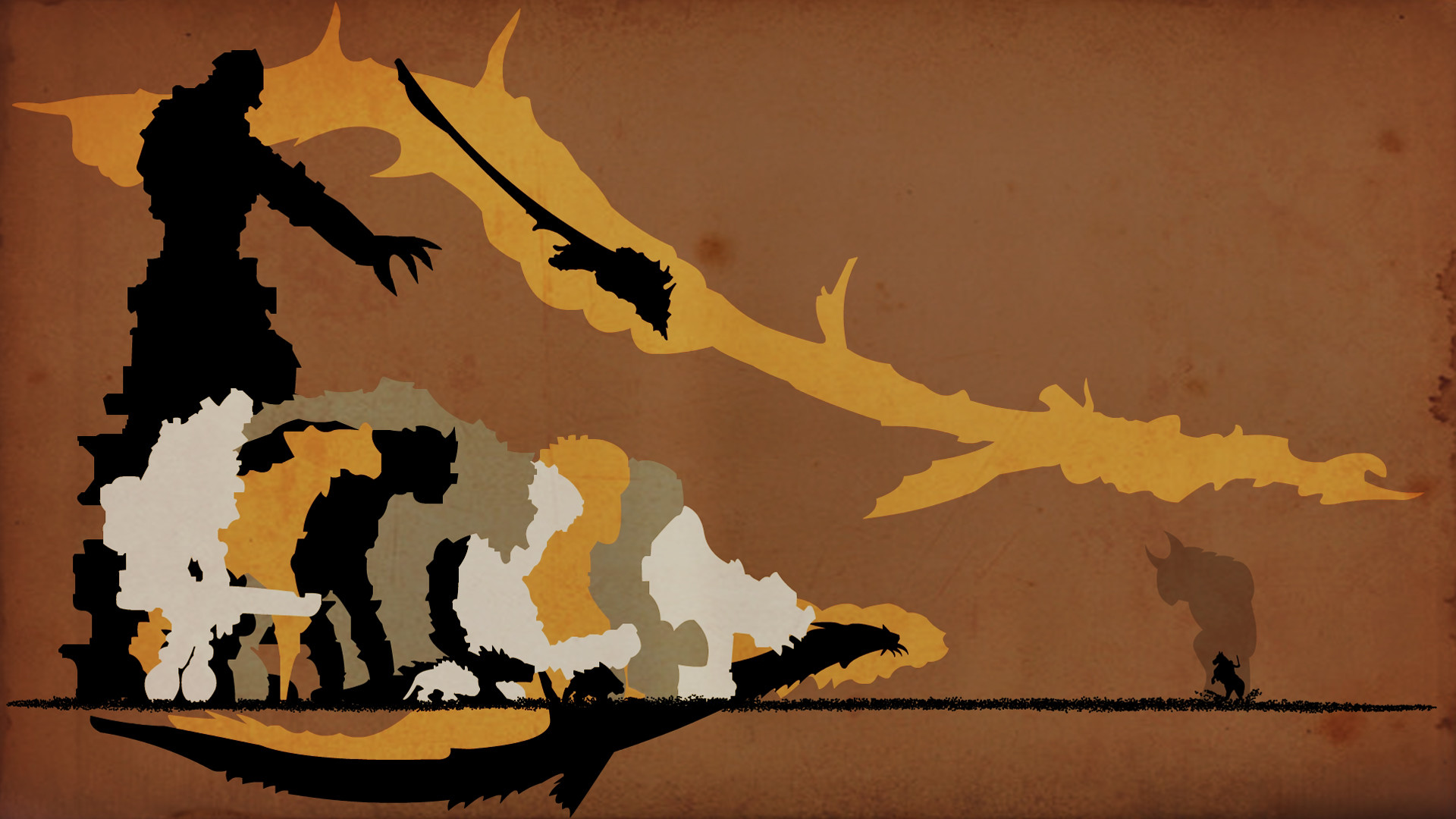 Shadow of the Colossus: Every Colossus to Scale …