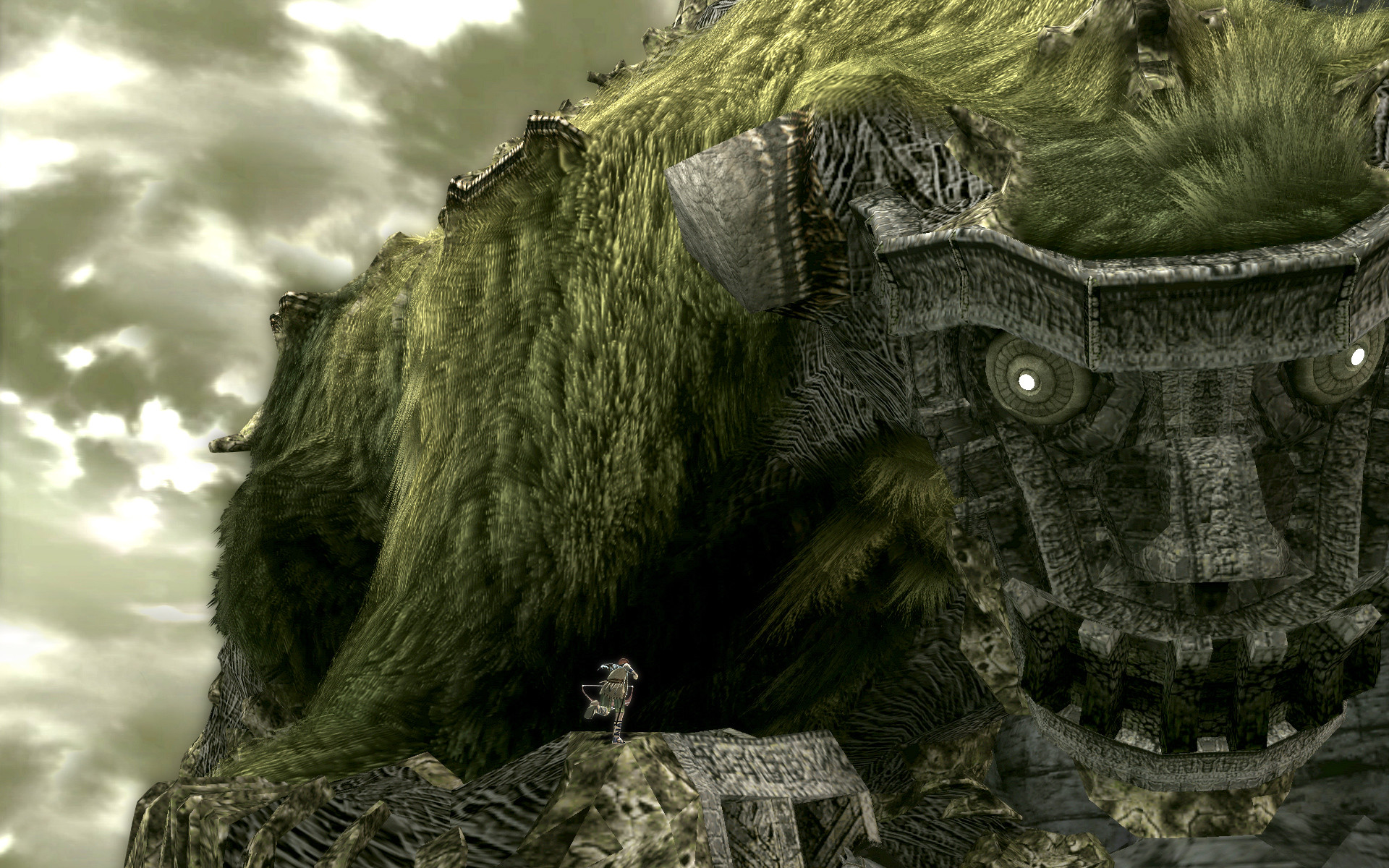 Video Game – Shadow Of The Colossus Wallpaper