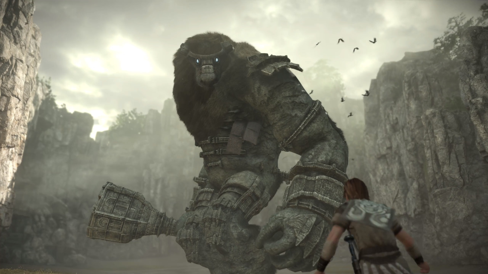 Shadow of the Colossus PS4 is out in 2018. The game is being developed by  Bluepoint Studios while it will be published by Sony Interactive  Entertainment.