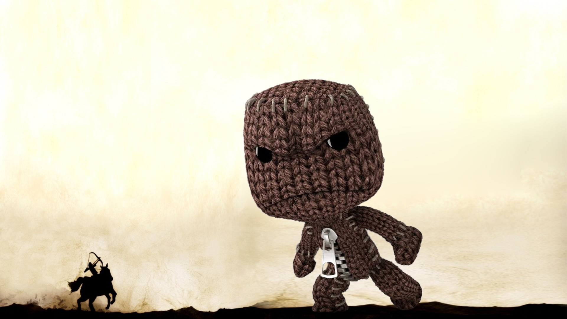 Little Big Planet Sackboy Shadow of the Colossus wallpaper | |  213323 | WallpaperUP