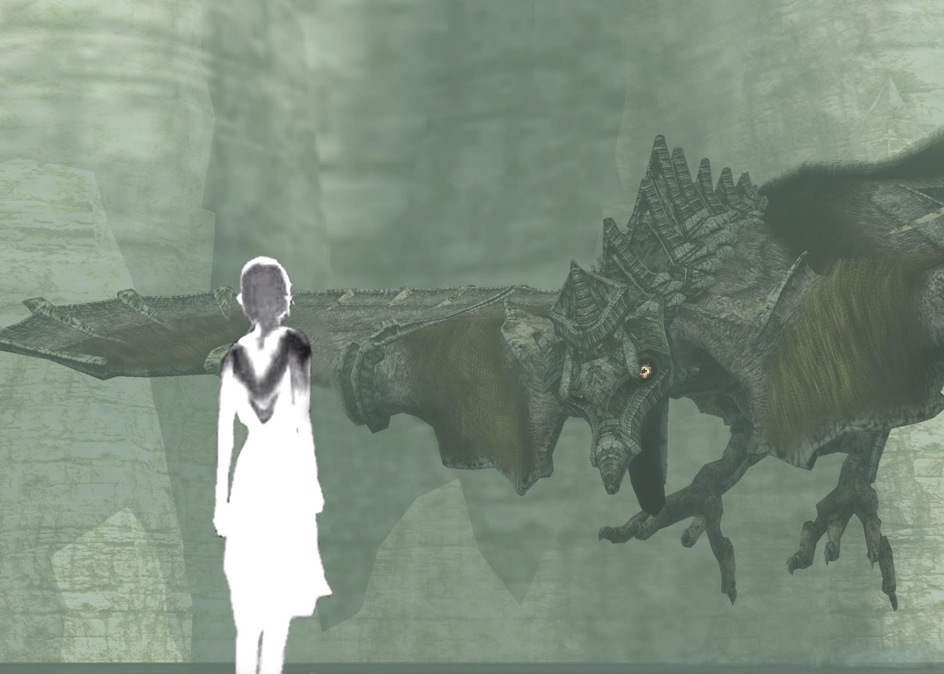 Shadow Of The Colossus Wallpaper 1600×900