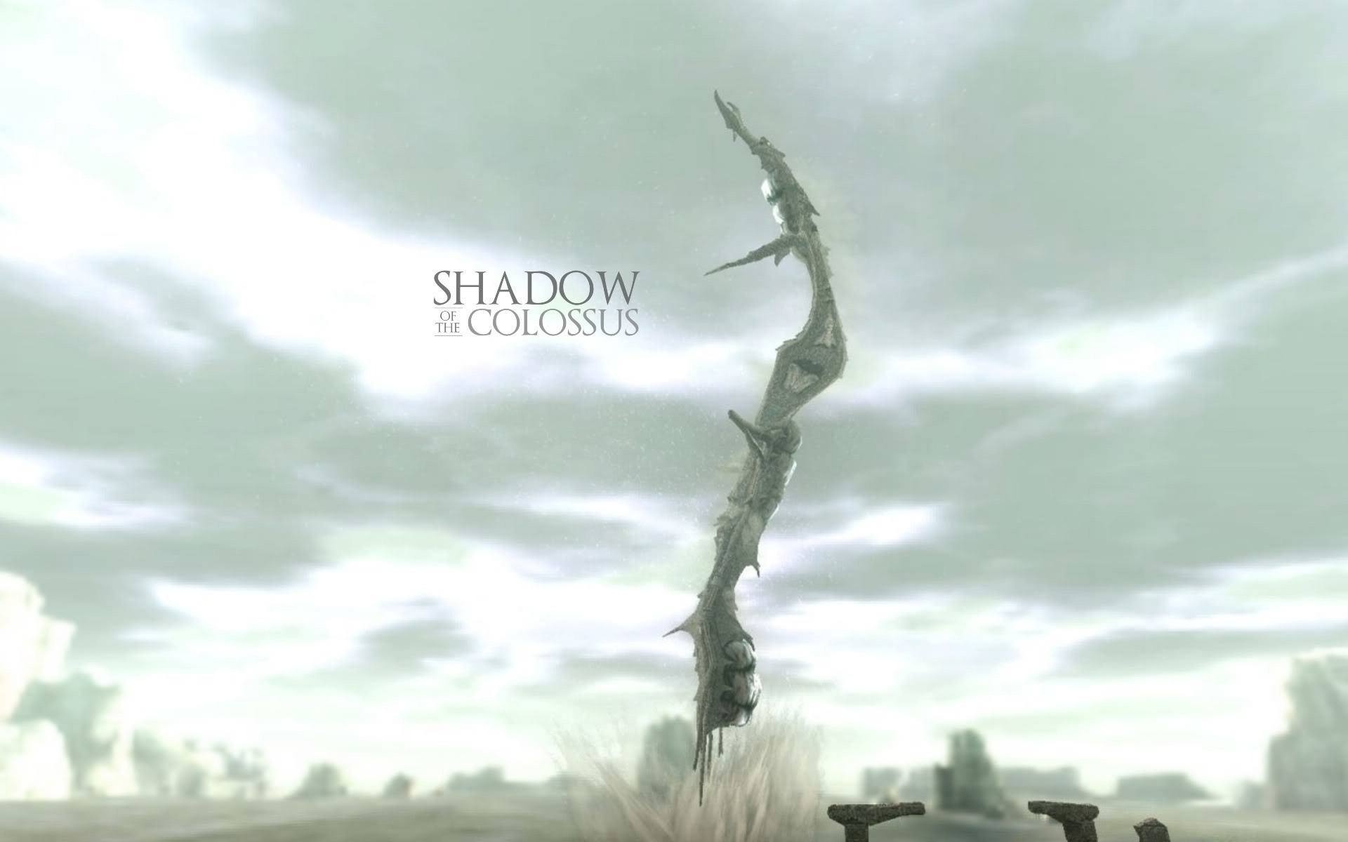 … Shadow Of The Colossus