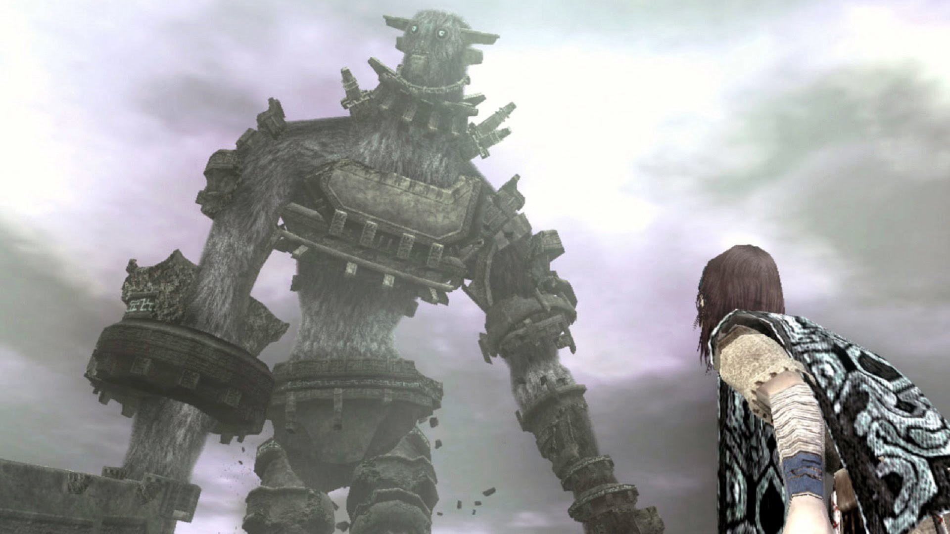 Shadow of the Colossus: Gaius Boss Fight – 3rd Colossus (PS3 1080p) –  YouTube