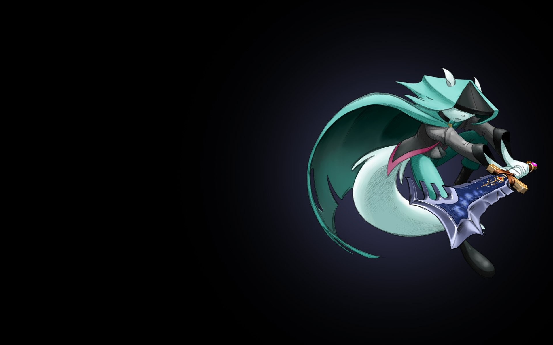 HD Wallpaper   Background ID:622071. Video Game Dust: An Elysian  Tail. 1 Like
